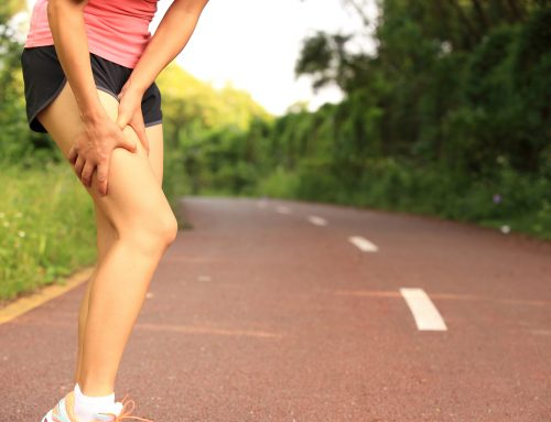 How trigger points and bad technique can mess up your knees and running [CASE STUDY]