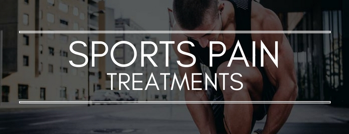 sports pain treatment