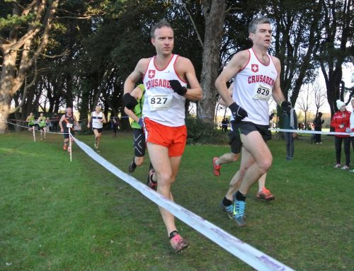 More to give in Dublin Masters Cross Country Race [TRAINING DIARY]