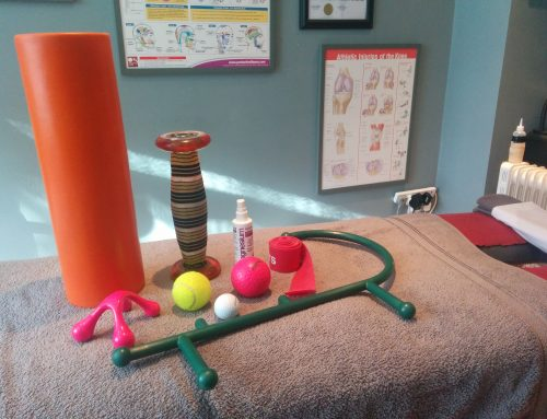Tools every athlete should at home or in the gym to help avoid injury [TRAINING DIARY]